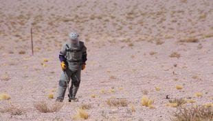 [VIDEO] Reportajes T13: El peligro de las minas antipersonales en la frontera