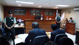 [VIDEO] Detenidos bolivianos enfrentarán un juicio abreviado