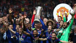 [VIDEO] Con estos goles Manchester United se consagra campeón de la Europa League