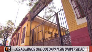 [VIDEO] Quedé sin Universidad: el drama de los estudiantes de Arcis
