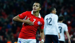 [VIDEO] Los 7 goles de Alexis Sánchez en el mítico estadio Wembley