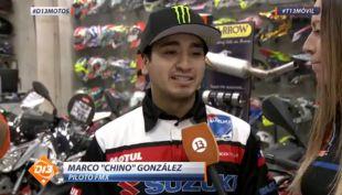 [VIDEO] Conoce en D13 motos al piloto chileno de freestyle que da que hablar con increíbles trucos