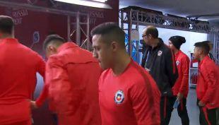 [VIDEO] La venganza de Alexis tras broma de juvenil de La Roja