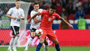 [VIDEO] La apuesta táctica de Pizzi: Cómo el ingreso de Hernández ayudó a Chile
