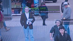 [VIDEO] Las Condes: las modernas cámaras a la caza de delincuentes