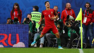 [VIDEO] El gol de André Silva para el 3-0 de Portugal sobre Nueva Zelanda