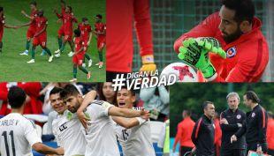 [VIDEO] DLV en Modo Confederaciones: Chile apunta a Australia y primeros semifinalistas