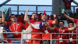 [VIDEO] El Ejercito Rojo se toma las calles de Rusia en Copa Confederaciones