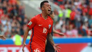 [VIDEO] El empate de Chile ante Australia que le dio el paso a semis de la Confederaciones