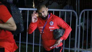 [VIDEO] La Roja ya está en Kazán para disputar semis de la Copa Confederaciones