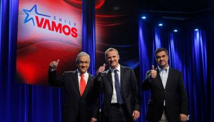 [VIDEO] Debate presidencial primarias 2017 Chile Vamos