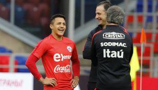 [VIDEO] Buen panorama para La Roja: Los referentes de Pizzi al fin sonríen