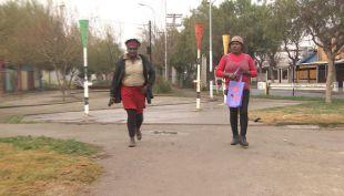 [VIDEO] La pequeña Haití de San Bernardo