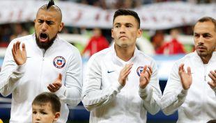 [VIDEO] Con emoción y fuerza se escuchó el himno de Chile en el Kazán Arena