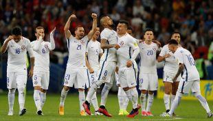 [VIDEO] El 28 de junio ahora es un día feliz para la selección chilena