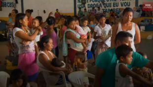 [VIDEO] ¿Cómo viven los venezolanos que llegan a Boa Vista en Brasil escapando de la crisis?