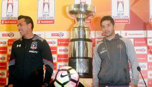 [VIDEO] La apuesta de Esteban Paredes y Cristián Álvarez de cara a la Supercopa