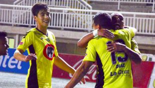 [VIDEO] Goles Copa Chile: San Luis lo da vuelta frente a Deportes Copiapó