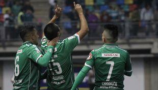 [VIDEO] Goles Copa Chile: Audax Italiano golea y elimina a Barnechea