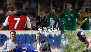 [VIDEO] DLV con polémica con el fallo TAS, atletas chilenos, goles y movidas