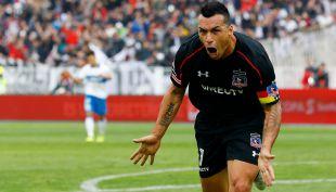 [VIDEO] Paredes para rato: el goleador se retirará en Colo Colo