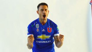 [VIDEO] Así fue la sesión de fotos de Universidad de Chile con la camiseta de campeón