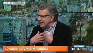 [VIDEO] Joaquín Lavín sin rodeos