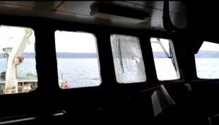 Piratas atacan a pescadores en la bahía de Coronel
