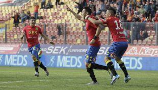 [VIDEO] Goles Fecha 4: Unión Española supera a San Luis y sigue como líder