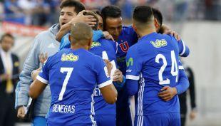 [VIDEO] Goles Fecha 4: La U derrota a Huachipato en el Nacional