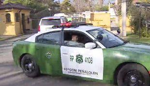 [VIDEO] Seguidilla de robos en Peñalolén