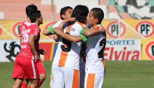 [VIDEO] Goles Primera B fecha 4: Cobresal vence a Valdivia en El Salvador