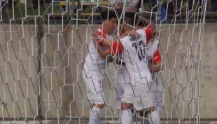 [VIDEO] Goles Primera B fecha 4: San Felipe vence a Iberia en Los Ángeles