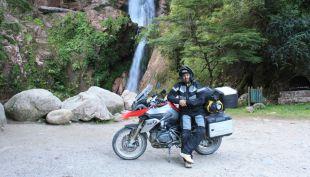 [VIDEO] George of the road: Los mejores consejos de Jorge Aliga para viajar en moto