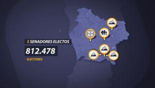 [VIDEO] La batalla senatorial por la región de La Araucanía