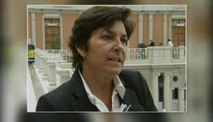 [VIDEO] La ministra del TC que fue clave en la aprobación de la despenalización del aborto