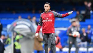 [VIDEO] Alexis otra vez a la banca: El Maravilla no tiene continuidad en Arsenal