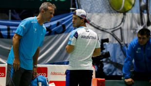 [VIDEO] Argentina desciende y ahora puede ser rival de Chile en Copa Davis