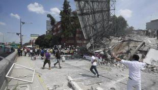 [VIDEO] Así vivieron los chilenos el terremoto de México