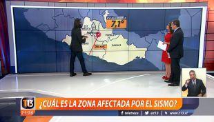 [VIDEO] Marcelo Lagos explica por qué el terremoto en México causó tanto daño