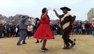 [VIDEO] La Pampilla extiende sus fiestas patrias un día más