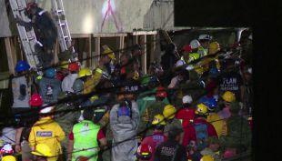 T13 rescate sobrevivientes