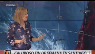 [VIDEO] Esta tarde comienza la primavera: Michelle Adam explica cómo viene el tiempo