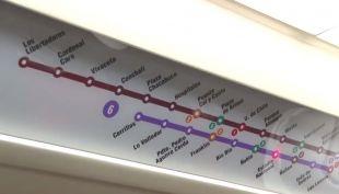[VIDEO] Cambios en estaciones de rutas expresas del Metro de Santiago