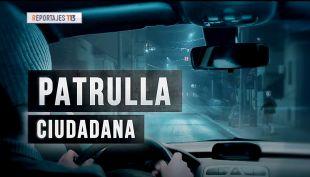 [VIDEO] Reportajes T13 | Patrulla ciudadana contra la delincuencia