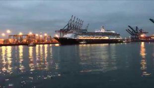 [VIDEO] El rentable negocio de los cruceros para los puertos que los reciben
