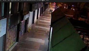 [VIDEO] Dos homicidios en una semana en Santiago centro
