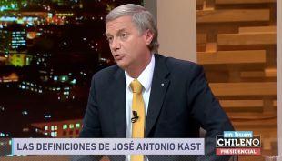[VIDEO] José Antonio Kast: A Allende lo derrocó el pueblo, no las Fuerzas Armadas