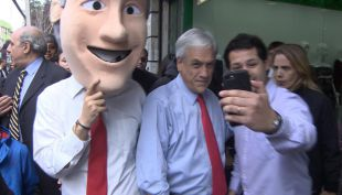 [VIDEO] Piñera presenta plan económico