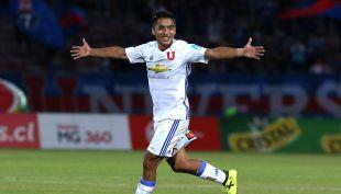 """[VIDEO] Goles Copa Chile: La """"U"""" da el primer golpe ante Antofagasta en semifinales"""